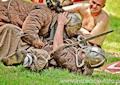 Kalisia 18,5 Wyprawa Po Bursztyn - Obozowisko prasłowiańskie
